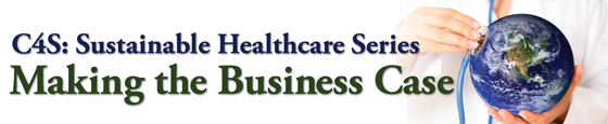 Sustainable Healthcare Series